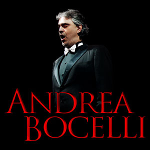 andrea bocelli vip tickets buy tickets last minute. Black Bedroom Furniture Sets. Home Design Ideas
