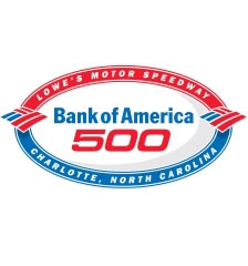 Bank of America 500 Tickets