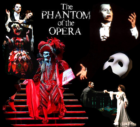Phantom Broadway Tickets