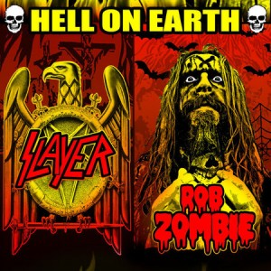 Slayer and Rob Zombie Tickets