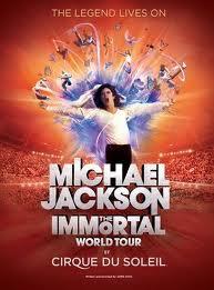 Michael Jackson Cirque de Soleil Tickets